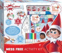 Inkredibles: Elf on the Shelf Activity Set