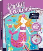 Crystal Creations: Lovely Mermaid