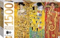 Mindbogglers Gold: Klimt Collection
