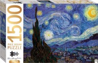 Mindbogglers Gold: Starry Night by Van Gogh