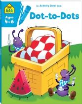 School Zone Activity Zone Dot-to-Dots (2021 Ed)