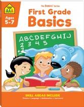 School Zone First Grade Basics (2021 Ed)