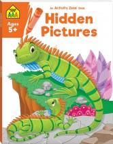 School Zone Activity Zone Hidden Pictures (2021 Ed)