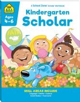 School Zone Kindergarten Scholar (2021 Ed)