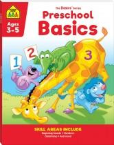 School Zone Preschool Basics (2021 Ed)