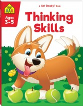 School Zone Get Ready! Thinking Skills (2021 Ed)