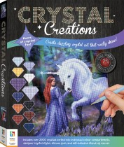 Crystal Creations Anne Stokes: Bluebell Woods