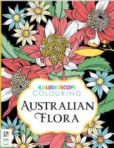 Kaleidoscope Colouring: Australian Flora