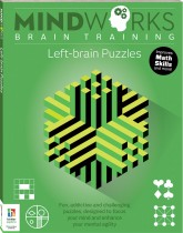 Mindworks Left and Right Brain Training Twin Pack