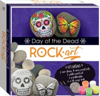 Day of the Dead Rock Art Mini Kit