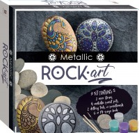 Metallic Rock Art Mini Kit