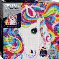Crystal Creations Canvas: Rainbow Unicorn