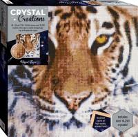 Crystal Creations Canvas: Regal Tiger