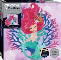 Crystal Creations Canvas: Pretty Mermaid