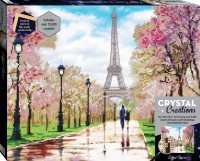 Crystal Creations Canvas: Eiffel Tower (large)
