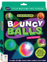 Curious Craft Make Your Own Bouncy Balls Kit