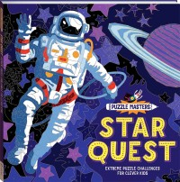 Star Quest Activity Book