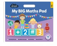 Junior Explorers: My Big Maths Pad