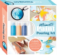 Ultimate Paint Pouring Art Deluxe Box Set (2020 US ed)