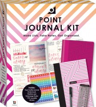 Point Journal: Bullet Planner Kit