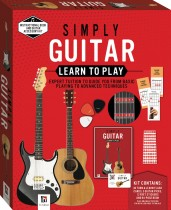 Simply Guitar: Learn to Play
