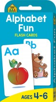 School Zone Alphabet Fun Flash Cards