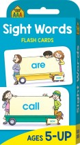 School Zone Sight Words Flash Cards