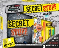 Secret Stuff Stationery Kit