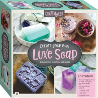 CraftMaker Create Your Own Luxe Soap (2021 ed)