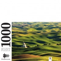 The Palouse from Steptoe Butte, Washington 1000 Piece Jigsaw