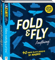 Unbinders: Fold and Fly Anything!