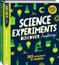 Unbinders: Science Experiments Discover Anything!
