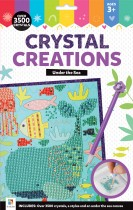 Crystal Creations Canvas Under the Sea (Hang Sell)