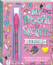 My Book of Secrets #Fashion