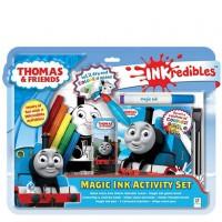 Inkredibles Thomas Large Magic Ink Activity Set