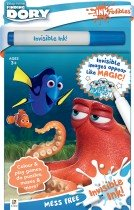 Inkredibles Finding Dory Invisible Ink