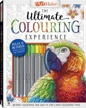 Art Maker Ultimate Colouring Kit