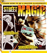 Street Magic Binder