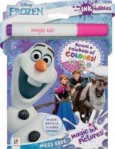Inkredibles Disney Frozen Magic Ink Pictures (2019 Ed)