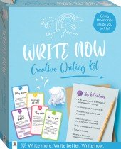 Write Now: Creative Writing Kit