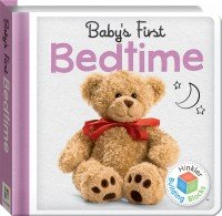Building Blocks Bedtime Baby's First Padded Board Book