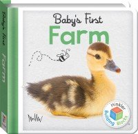 Building Blocks Farm Baby's First Padded Board Book