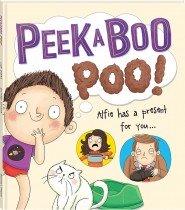 Peekaboo Poo Hardback