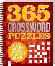 365 Puzzles: Crossword