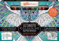 Art Maker Magnificent Creatures Colouring 30-Pencil Set