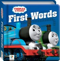Thomas and Friends First Words Board Book