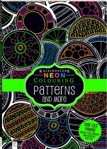 Neon Colouring: Patterns and More
