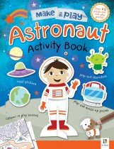 Make and Play Astronaut Activity book