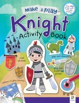 Make and Play Knight Activity book