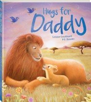 Hugs for Daddy